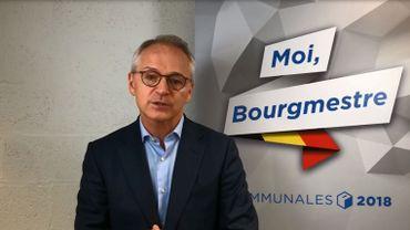 Chaudfontaine: Laurent Burton a prêté serment ce lundi