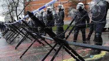 Illustration: y a-t-il une banalisation des violences policières?