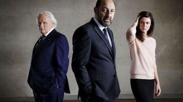 """Kad Merad sera accompagné du producteur de """"Baron Noir"""", Thomas Bourguignon lors du festival Séries Mania."""