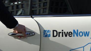 DriveNow sera opérationnel à Bruxelles à partir du 6 juillet
