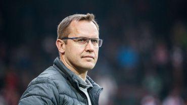 Le Français Arnauld Mercier quitte Seraing pour entraîner Waasland-Beveren
