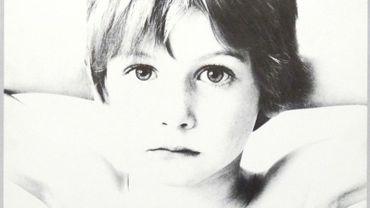 Les 40 ans de Boy de U2