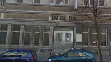 L'institut Imelda est situé sur la chaussée de Ninove.