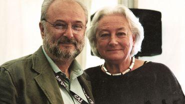 Gérard Corbiau et son épouse, Andrée