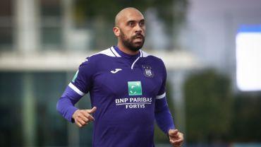 Vanden Borre absent de la photo d'équipe à Anderlecht, retour définitivement avorté ?