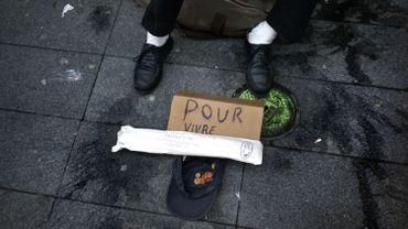 La Ville de Seraing durcit le ton sur la mendicité en rue (Image d'illustration)