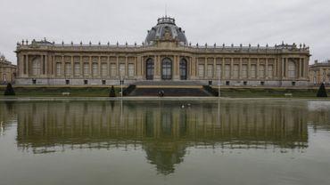 Une vue du musée de Tervuren