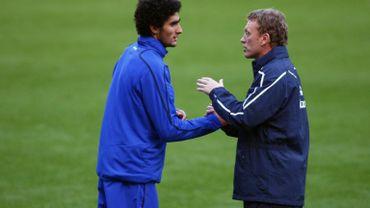 Marouane Fellaini va-t-il rejoindre David Moyes à Manchester United ?