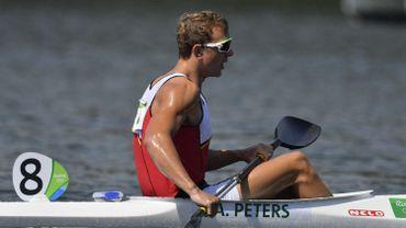 L'argent pour Peters sur 1000m lors de la manche de Coupe du monde de Duisburg