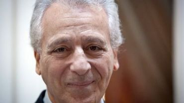 Le Dr Pierre Dukan, le 8 mars 2011 à Paris