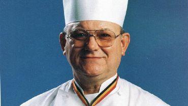 """Pierre Romeyern grand nom de la gastronomie, surnommé """"le Bocuse belge"""", est décédé à l'âge de 88 ans"""