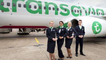 La compagnie aérienne néerlandaise Transavia pèse ses passagers à titre expérimental