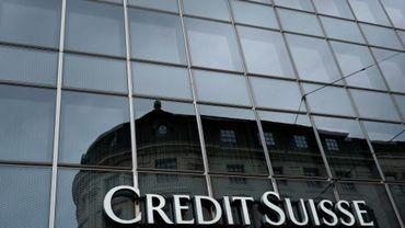 Credit suisse: les bureaux de londres paris amsterdam sous enquête