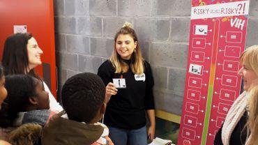 Des jeunes se mobilisent pour faire évoluer les mentalités sur les IST