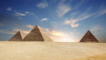 Scanner les pyramides d'Égypte pour découvrir leurs derniers secrets