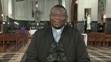 Le Père Etienne Kangue Essiben a été installé en septembre dernier.