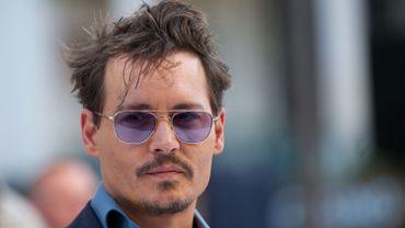 """A l'honneur avec """"Transcendence"""", Johnny Depp sera à l'affiche de 'Mortedecai' en février 2015"""