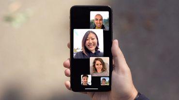 Sur iOS 13, vos contacts FaceTime vous regarderont droit dans les yeux