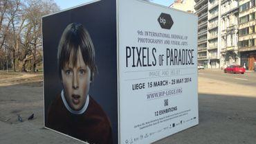 L'image sous toutes ses formes envahit Liège à l'occasion de BIP2014