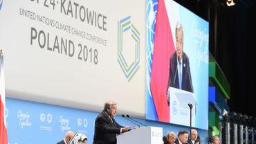 COP24: les Régions s'engagent à relever l'ambition climatique belge