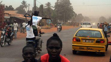 Centrafrique: 6000 personnes ont fui des violences dans l'Ouest