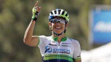Tour de Californie/6e étape: Victoire de Chaves, Wiggins reste en jaune