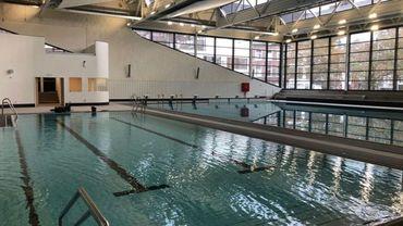 La nouvelle piscine Jonfosse, à Liège, est à nouveau ouverte depuis le mois de décembre.