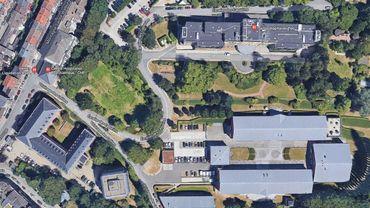 Le site occupé depuis cinq cents ans, notamment pour des soins psychiatriques