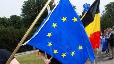 Le résistant belge, Paul Brusson, Citoyen européen 2012