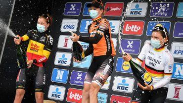 Gand – Wevelgem féminin: Jolien D'Hoore remporte la course au sprint