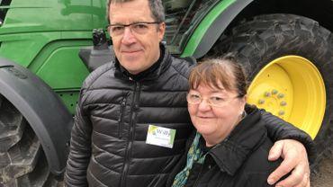 Willy Cuyckens et son épouse Marie-Louise (Malou) Jacob ont vendu plus de 2000 tracteurs de la marque John Deere.  Sans compter tous les autres engins agricoles.