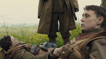 """""""1917"""" de Sam Mendes est sorti le 8 janvier en Belgique."""