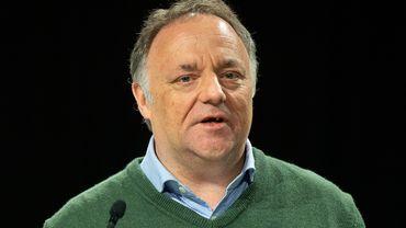 """Marc Van Ranst a été nommé en 2007 commissaire interministériel """"influenza"""" pour faire face à la grippe aviaire."""