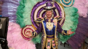 Alain Taillard, le belge roi du carnaval de Rio