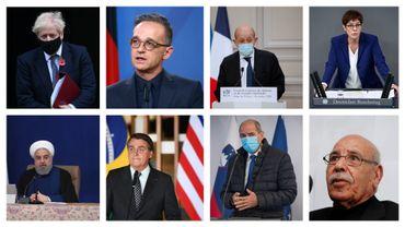 Présidentielle américaine 2020: les gouvernements à travers le monde réagissent
