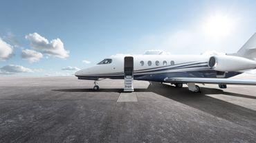 Quelle est la destination la plus desservie en jet privé?
