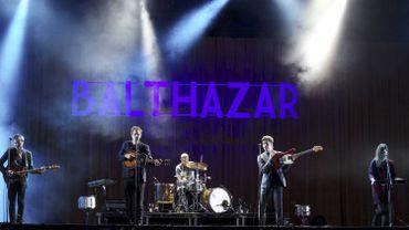 Le groupe de rock belge Balthazar rejoint l'affiche du Brussels Summer Festival (BSF) 2020.