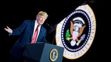 """Fusillade Annapolis: Trump souligne que les journalistes devraient pouvoir exercer leur métier """"sans peur"""""""