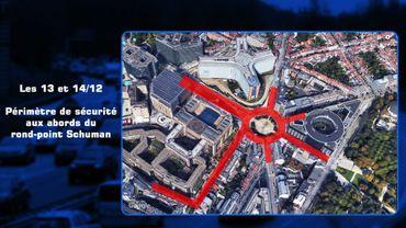 Sommet européen ces jeudi et vendredi à Bruxelles