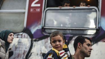 Réfugiés: le ministre Jambon (N-VA) propose des badges pour les identifier