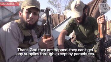 """Une équipe de Vice parvient à filmer """"l'Etat Islamique"""" de l'intérieur"""