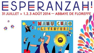 Esperanzah se tiendra du 31 juillet au 3 août