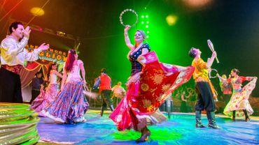 Le cirque itinérant reconnu comme chef-d'œuvre du patrimoine oral et immatériel par la Fédération Wallonie-Bruxelles