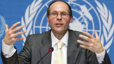 Olivier De Schutter se présentera sur la liste européenne d'Ecolo