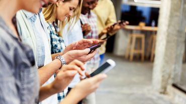 Le temps passé sur internet en forte hausse chez les plus jeunes