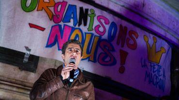 """Le député LFI de la Somme et réalisateur de """"Merci Patron!"""" François Ruffin a annoncé jeudi sortir le 3 avril """"J'veux du soleil"""", un film sur les """"gilets jaunes"""" tourné lors d'une semaine de rencontre sur des ronds-points de France en décembre"""
