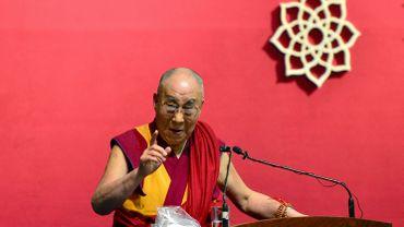 """Le Dalaï Lama à Bozar à Bruxelles en septembre pour """"Power & Care"""""""