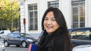 La ministre fédérale de l'Énergie Marie-Christine Marghem