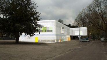 Ce sont des architectes liégeois qui ont planché sur le projet de rénovation et d'agrandissement du Mad Musée.