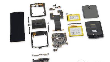 Le Motorola Razr sera difficilement réparable